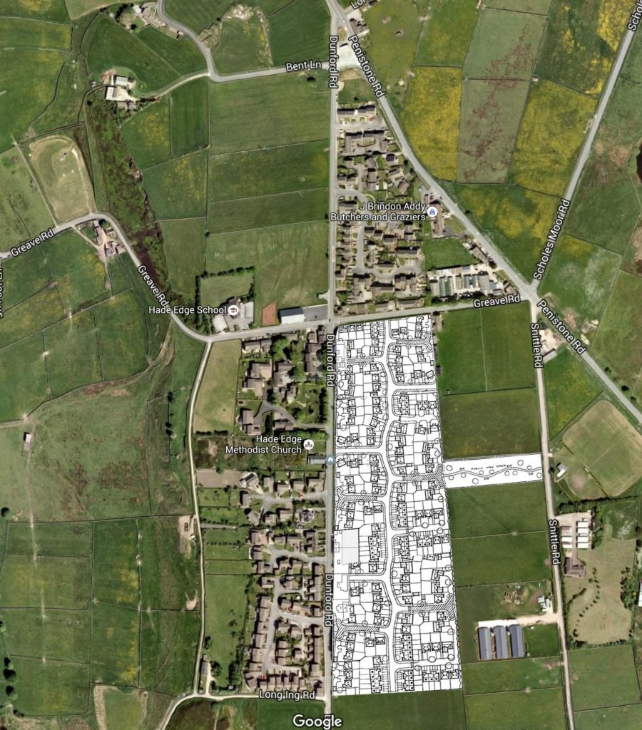 3 hade edge - proposed dev applied to extent of safeguarded