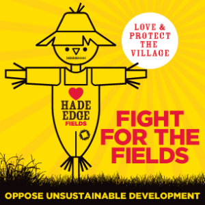 Hade Edge Opposing Unsustainable Development