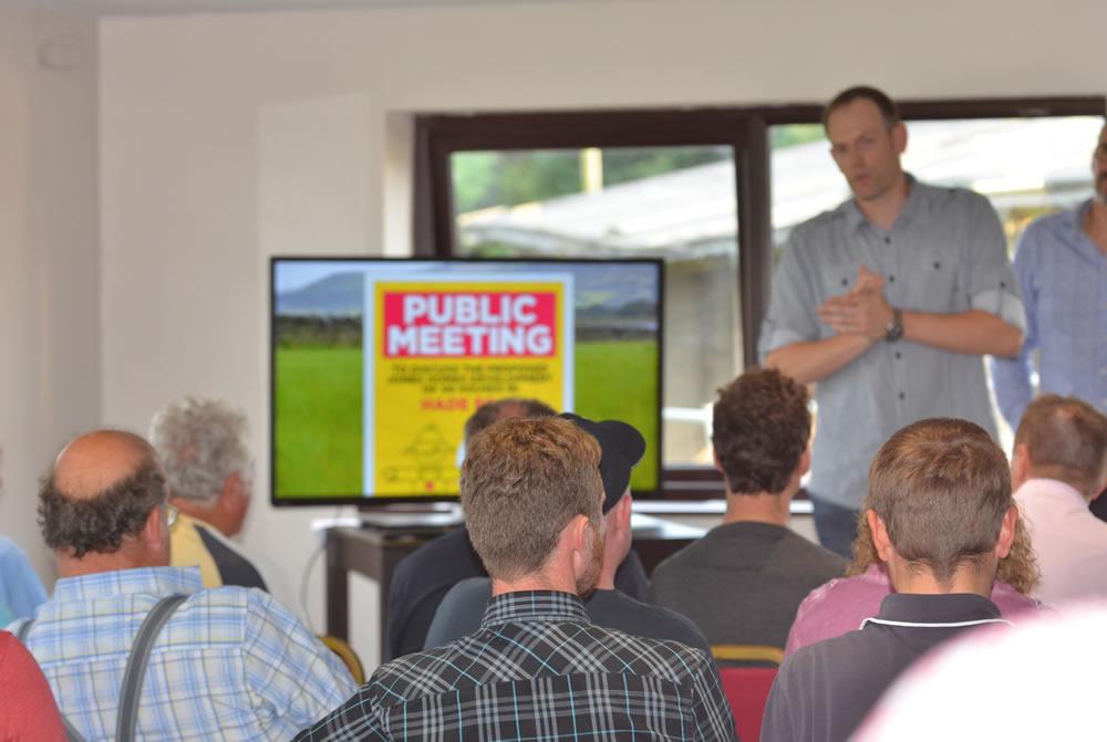 20160823 village meeting